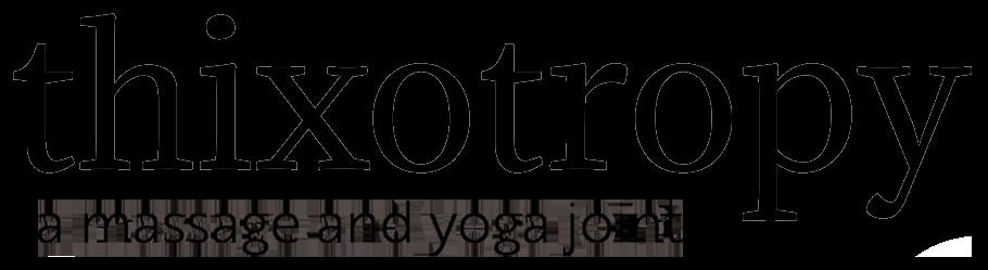 thixotropy Logo